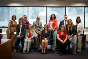 Group photo of the Blake Law staff and attorneys.